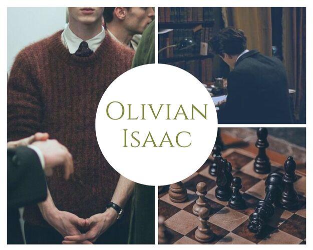 Olivian Isaac