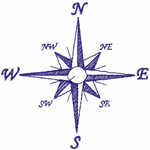 Compass Rose | NA614
