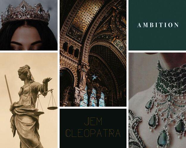 Jem Cleopatra