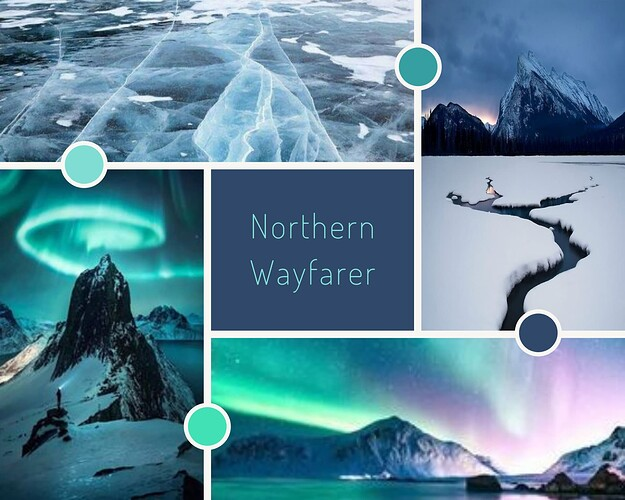 Moodboard - Northern Wayfarer