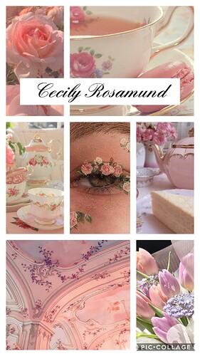 Cecily Rosamund