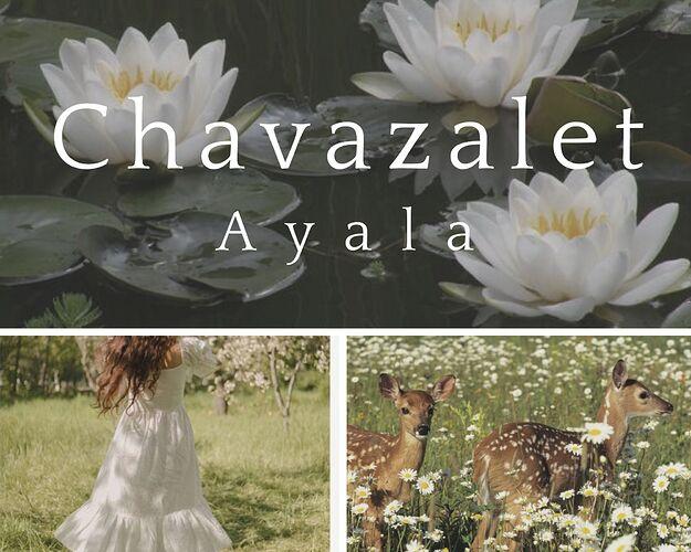 Chavazalet Alaya
