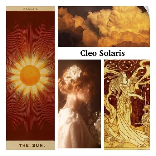 Cleo Solaris