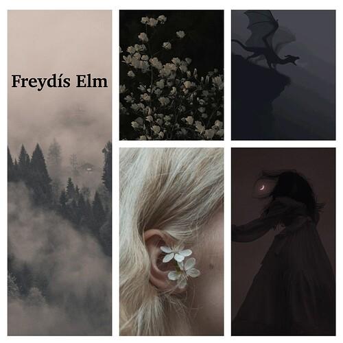 Freydís Elm