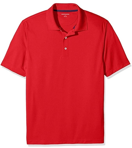 Wholesale Dri Fit Performance Short Sleeve School Uniform [name_m]Polo[/name_m] Shirt [name_u]Red[/name_u].  Sold by The [name_m]Case[/name_m] of 24