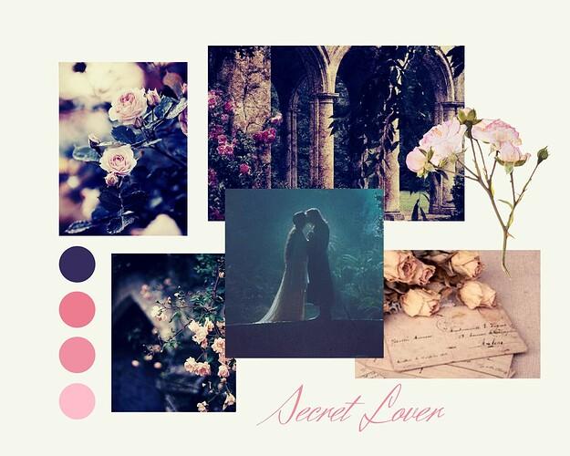 Moodboard - Secret Lover