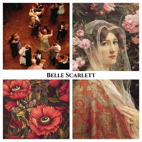 Belle Scarlett