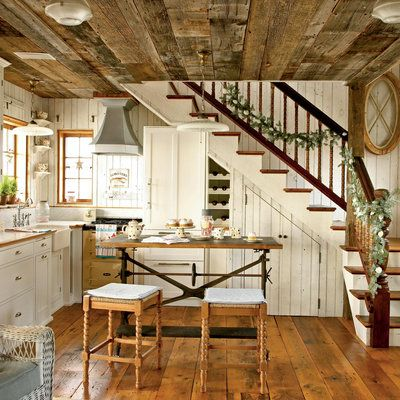 [name_f]Tiny[/name_f] [name_f]Holiday[/name_f] Cottage Tour | Cozy house, Cottage interiors, Home