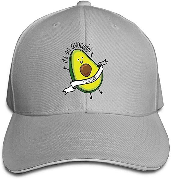 SakanpoIt's an Avocado- Thanks! [name_m]Cap[/name_m] Unisex Low Profile [name_m]Cotton[/name_m] [name_f]Hat[/name_f] Baseball  Caps [name_u]Ash[/name_u]: Amazon.ca: Clothing & Accessories